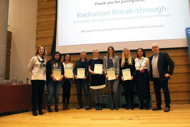 EACR Meeting Bursary winners