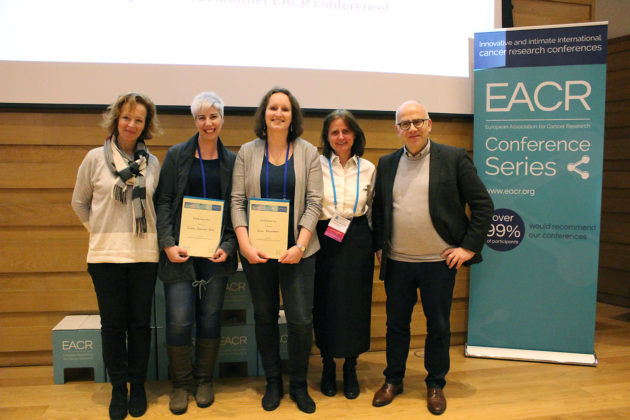 EACR Poster Prize winners
