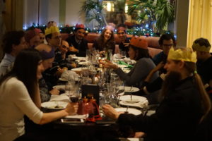 Eggeling Lab Christmas Party
