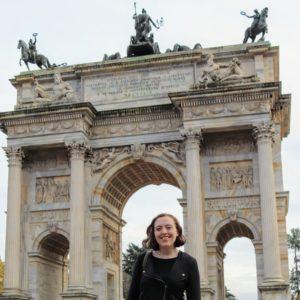 Kate Eason in Bergamo