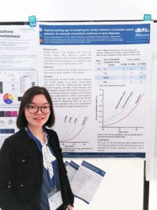 Xing Xu at the conference